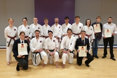...and with last year's black belts