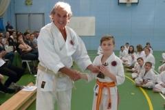 Congratluations Alfie!